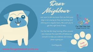 Barking Dogs | Dog Behaviourist